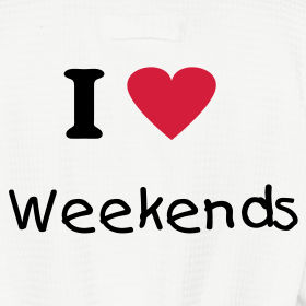 i-love-weekends