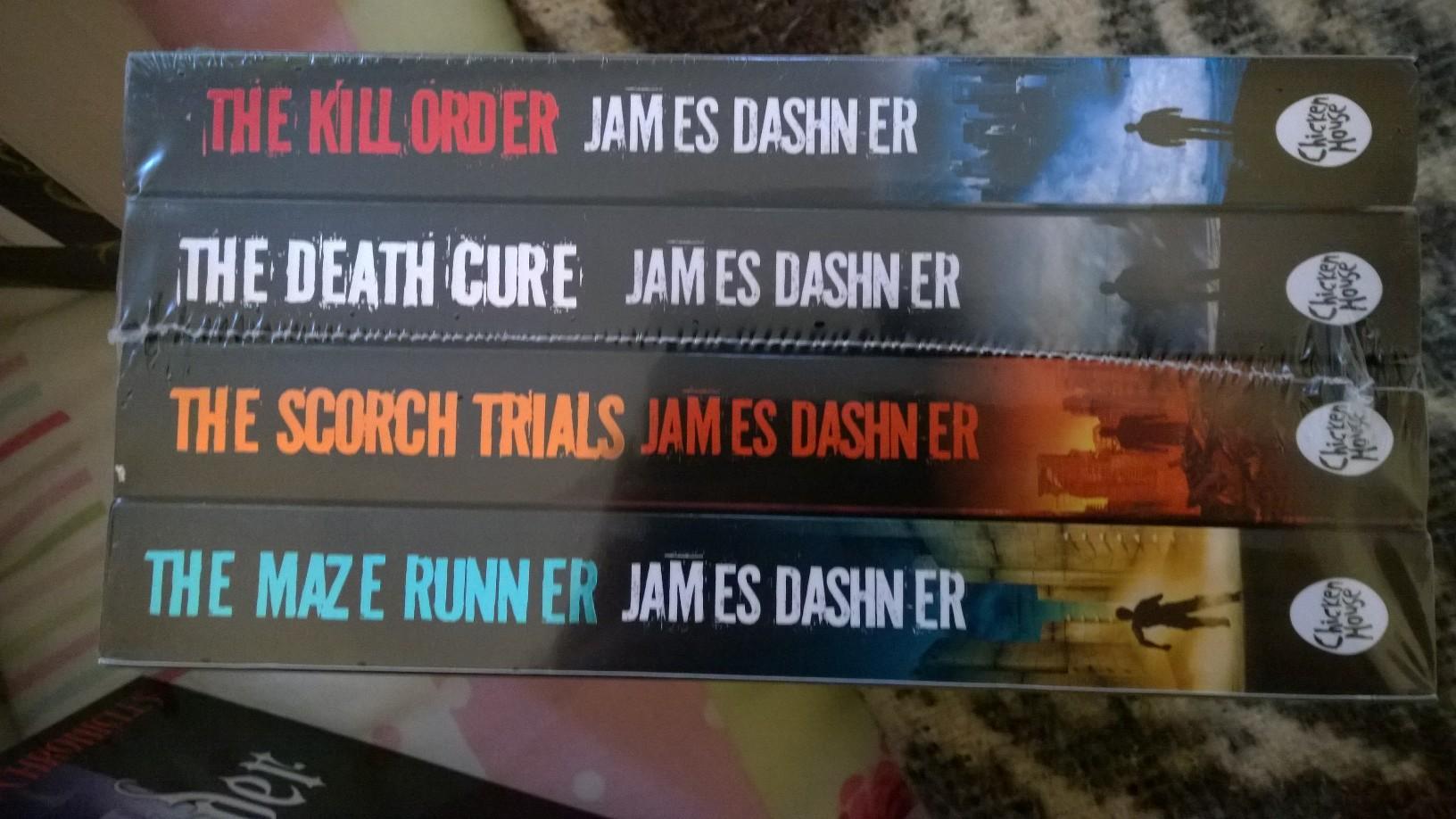 The Scorch Trials James Dashner Mrsmamfa