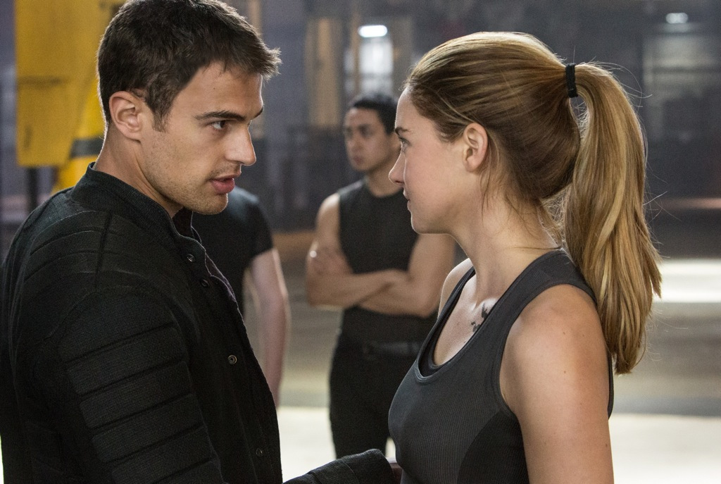 divergent movie tris and four - photo #2