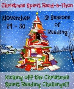 christmas spirit read-a-thon 2014
