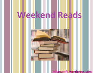 Weekend Reads Picture