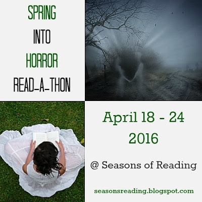 Spring into Horror Readathon april 2016